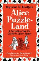 Alice in Puzzle-Land: A Carrollian...