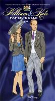 William & Kate Paper Dolls: To...