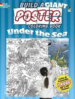 Build a Giant Poster Coloring Book -...