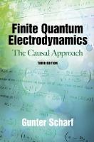 Finite Quantum Electrodynamics: The...