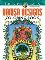 Creative Haven Hamsa Designs Coloring...