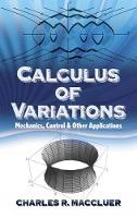 Calculus of Variations: Mechanics,...