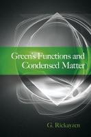 Green's Functions and Condensed Matter