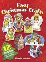 Easy Christmas Crafts: 12 Holiday Cut...