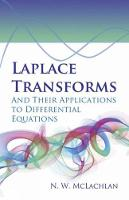 Laplace Transforms and Their...