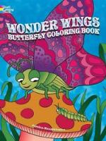 Wonder Wings Butterfly Coloring Book