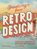 Greetings from Retro Design: Vintage...
