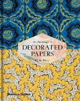 An Anthology of Decorated Papers: A...