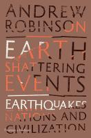 Earth-Shattering Events: Earthquakes,...