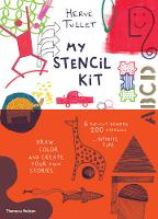 My Stencil Kit: Draw, Colour and...