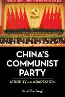China's Communist Party: Atrophy and...