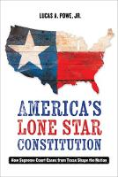 America's Lone Star Constitution: How...