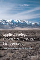 Applied Ecology and Natural Re...