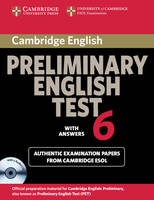 Cambridge Preliminary English Test 6...