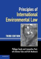 Principles of International...