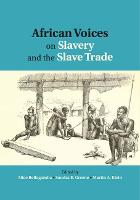 African Voices on Slavery and the...