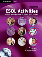 ESOL Activities Pre-entry with Audio...