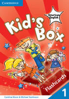Kid's Box American English Level 1...