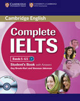 Complete IELTS Bands 5-6.5 Student's...