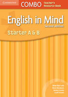 English in Mind Starter A and B Combo...