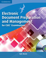 Electronic Document Preparation and...