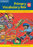 Primary Vocabulary Box: Word Games ...