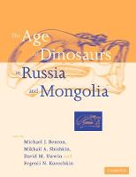 The Age of Dinosaurs in Russia and...