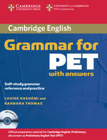 Cambridge Grammar for PET  Book with...