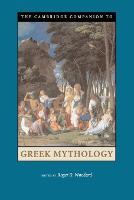 The Cambridge Companion to Greek...