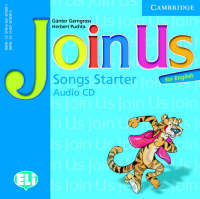 Join Us for English Starter Songs...