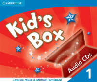 Kid's Box 1 Audio CD: Level 1