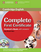 Complete First Certificate Student's...