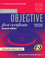 Objective First Certificate:...