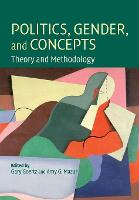 Politics, Gender and Concepts: Theory...