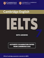 Cambridge IELTS 7 Student's Book with...