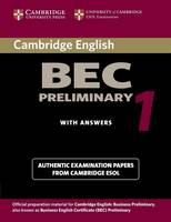 Cambridge BEC Preliminary 1: Practice...