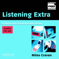 Listening Extra Audio CD Set (2 CDs): A Resource Book of Multi-level Skills Activities