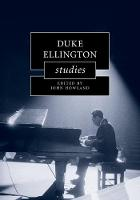 Duke Ellington Studies