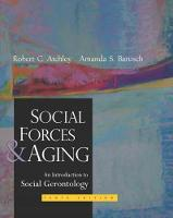 Social Forces and Aging: An...
