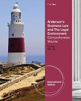 Anderson's Business Law and the Legal...