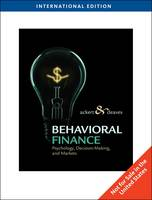 Behavioral Finance: Psychology,...