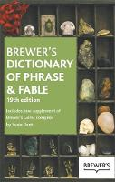 Brewer's Dictionary of Phrase and...