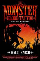 Monster Blood Tattoo: Foundling: Book...