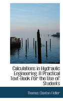 Calculations in Hydraulic ...