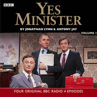 Yes Minister: No.1: Starring Paul...