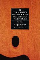 The Artist's Handbook of Materials ...