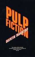 Pulp Fiction: Screenplay