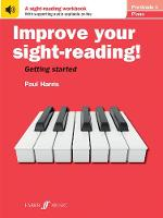 improve your sight-reading pre-grade 1 piano
