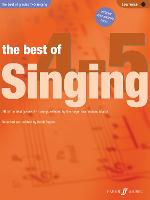 The Best Of Singing Grades 4-5 (Low...