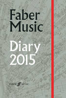 Faber Music Diary 2015